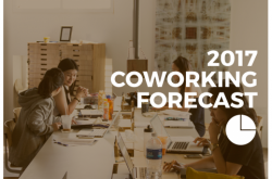 Deskmag article on : One million people will work in coworking spaces in 2017